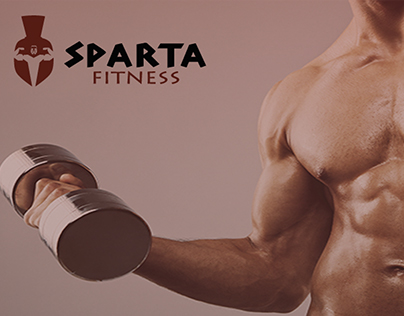 Branding - Sparta Fitness
