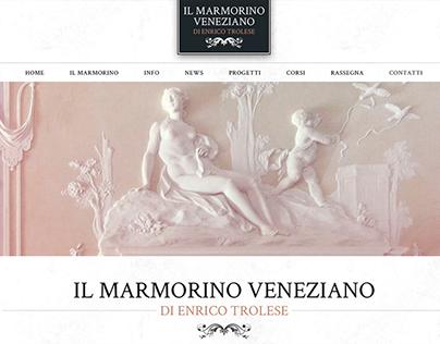 Marmorino Veneziano website