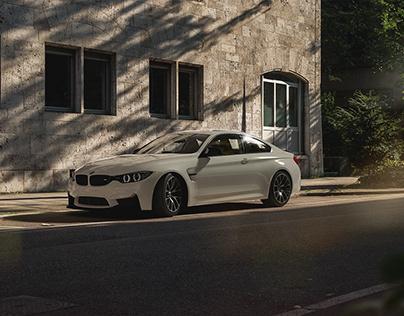 BMW M4 - The Street