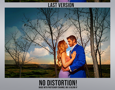 Photo Saturations Options