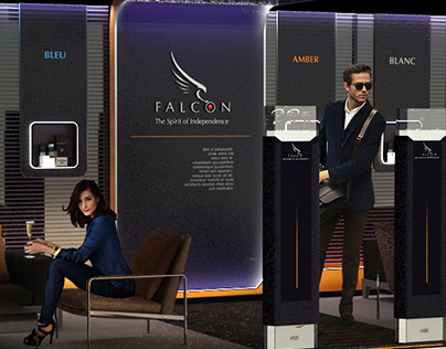 Falcon - King Tobacco Campaign