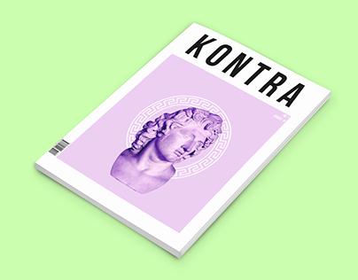 KONTRA magazine