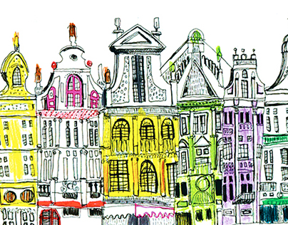 Illustrations ''Cities''