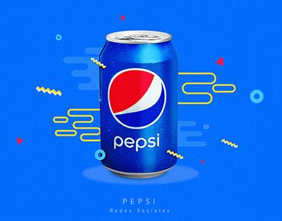Pepsi / Social media