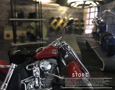 Royal Enfield (Store planing)