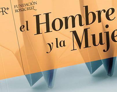"""Diseño Editorial """"El Hombre y la Mujer"""""""