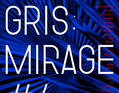 Music set cover design x Gris #4