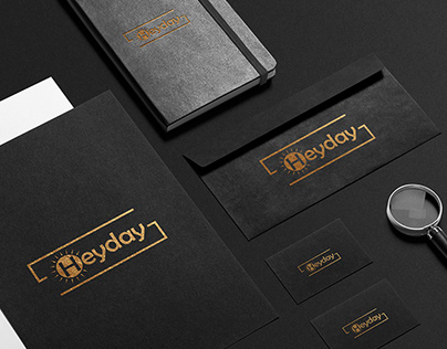 HeyDay Logo Project