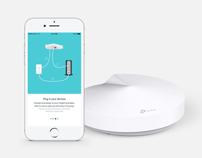 deco Whole-Home Wi-Fi System