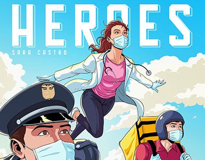 Sara Castro - Heroes