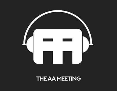 The AA Meeting - Logo
