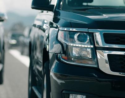 Íconos de la nueva generación. Chevrolet.