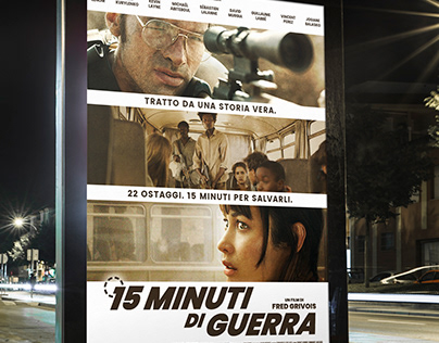 15 Minuti di guerra - movie poster