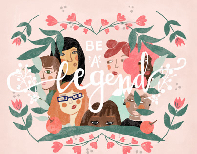 Be a Legend