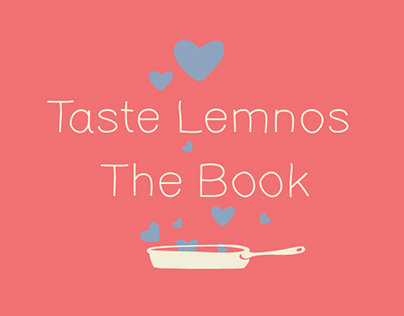 TASTE LEMNOS THE BOOK