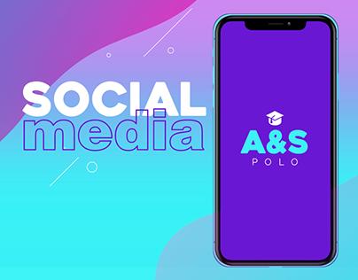 Case Social Media A&S Polo