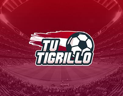 Tu Tigrillo / Diseño de Logotipo