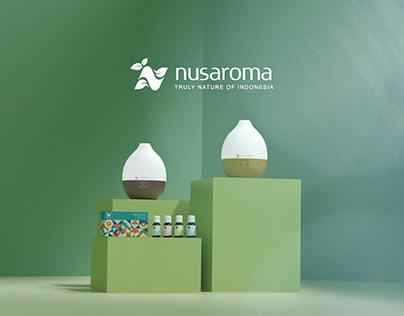 Nusaroma Diffuser Rinjani
