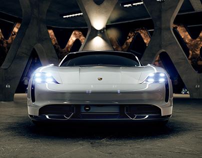 Porsche Taycan - Unplugged