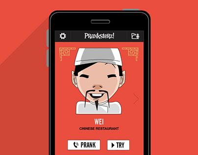 Pranksterz App