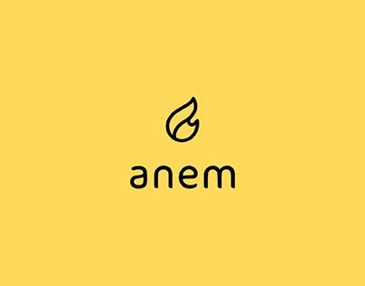 ANEM - rebranding