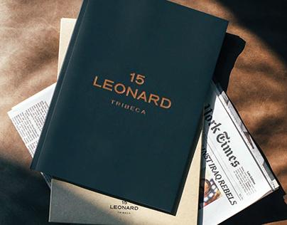 15 Leonard