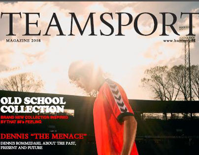 hummel Teamsport Catalogue 2008