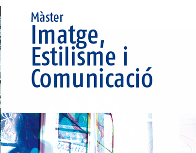 Cuadríptico promocional EATM - ESDi