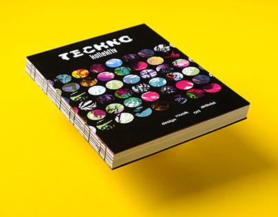 Editorial Design - TECHNO kollektiv