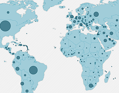 Coronavirus Map | BBC News