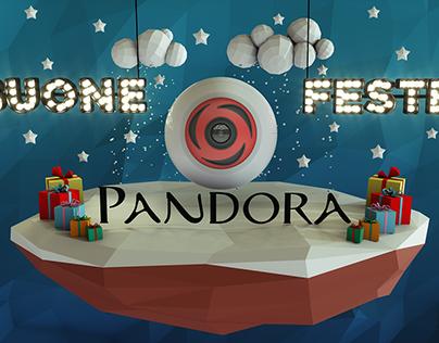 Studio Pandora - Happy Holidays!