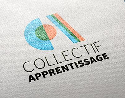 Collectif Apprentissage - Identité visuelle