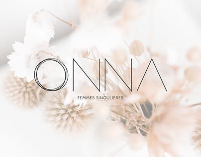 Onna Coaching I Branding + Squarespace Website