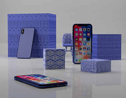 Iphone X Packaging concept
