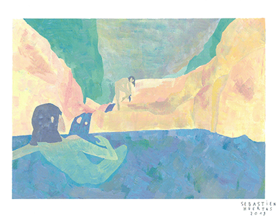 Gorges (painting series)