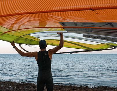 Pedro Pascual - USA Olympic Windsurfing
