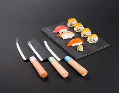 San Mai Knife