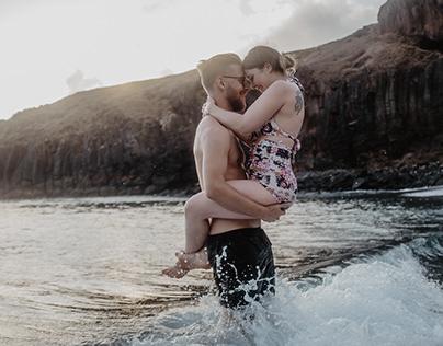 Caro&Dawi - Couple-Shoot auf Madeira