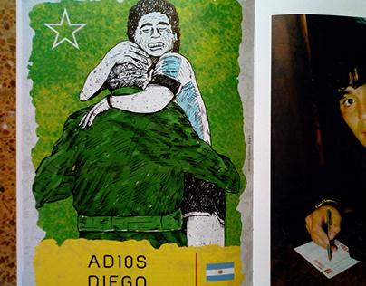 AD10S / Diego Armando Maradona