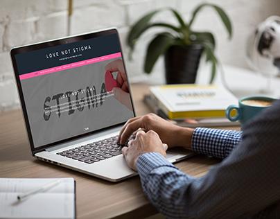 Love Not Stigma Website