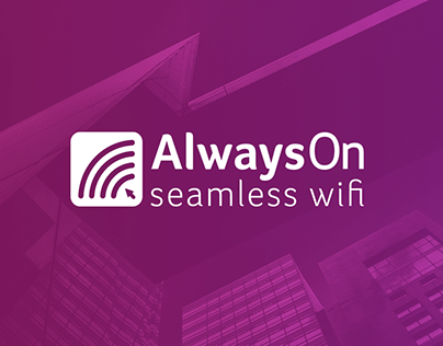 AlwaysOn Seamless Wifi App