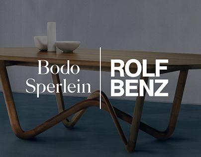 Table 988 | Rolf Benz x Bodo Sperlein | Seensign