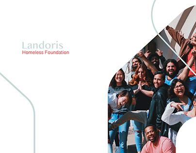 Landoris Homeless Foundation Case Study