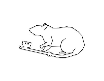 Key Rat Logo