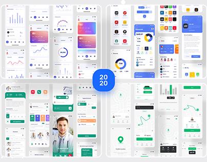 2020 Mobile App Design - Part 1 | Devignedge