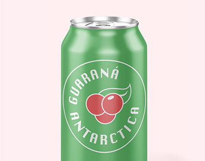 Guaraná Antarctica® Redesign