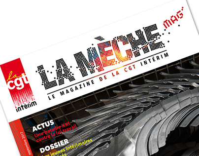 La Mèche - Graphical Identity - Summer 2017