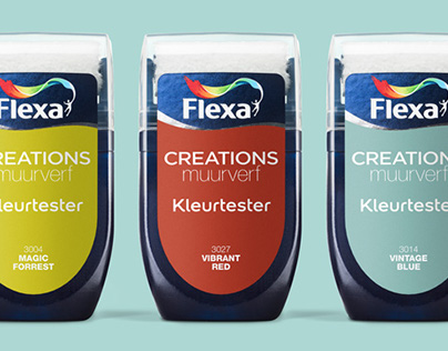 Flexa Mini Color Testers