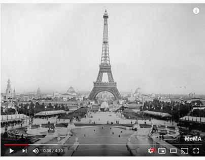 Video for Félix Fénéon