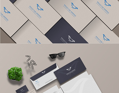 Whale Tail Shipping- Website and Branding/Identity